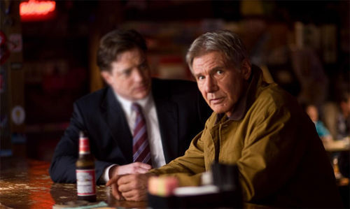 Harrison Ford in Extraordinary Measures.