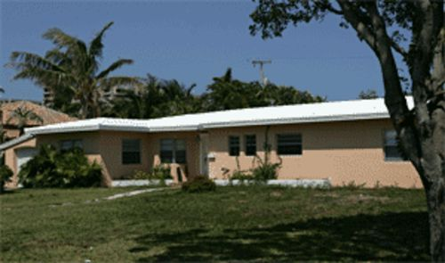 The first mass-marketed homes on Key Biscayne were bungalows built by the Mackle brothers in the Fifties; many are being replaced by mansions