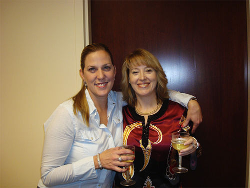 Debra Villegas (left) and Melissa Lewis were best friends for nearly a decade.