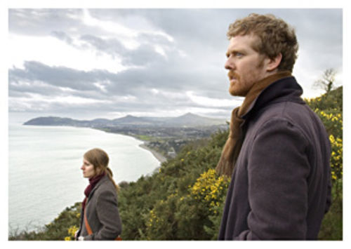Glen Hansard and Marketa Irglova in Once,  directed by John Carney