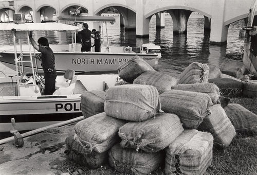 Drug busts are only a small part of Miami's history.