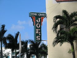 Joe\'s Stone Crab Restaurant
