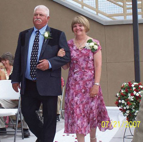 Rob and Sue Krentz