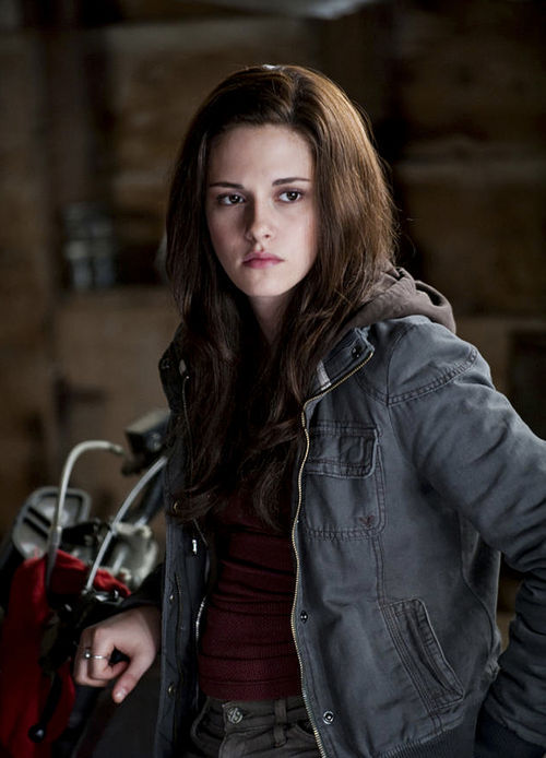 Kristen Stewart as Bella Swan in Eclipse.