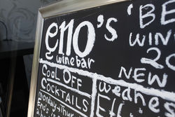 Eno\'s Winebar Cafe