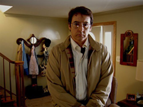 John Cusack as Stanley Phillips in James C. Strouse's  Grace Is Gone