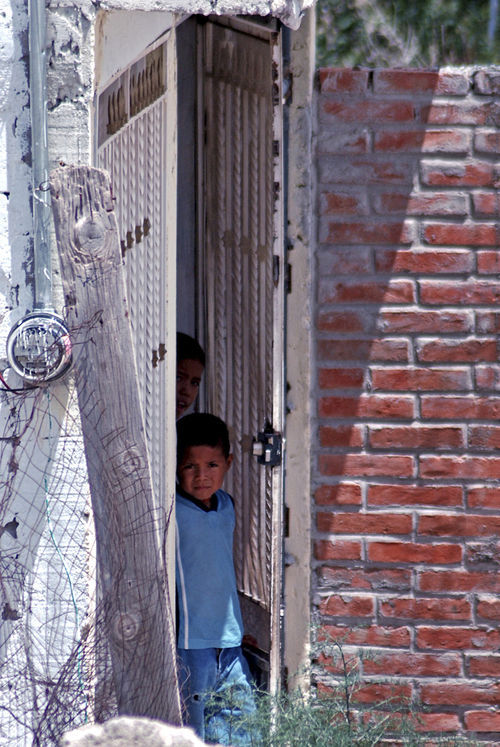 Many kids in Juárez live a truncated childhood, sealed indoors by parents who fear their children will become collateral damage in the raging drug war.