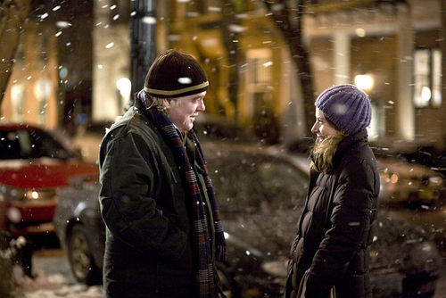 Philip Seymour Hoffman and Amy Ryan in Jack Goes Boating.