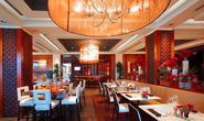 1500 Degrees: bland decor, carefully crafted cuisine