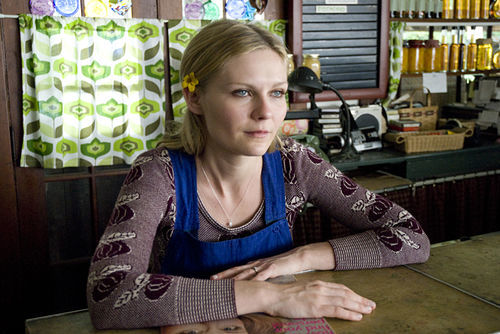 Kirsten Dunst plays the wife who may have fallen victim.