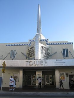 Independent cinemas