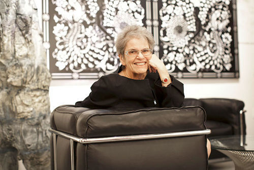 """Art walk has become dreadful,"" says Bernice Steinbaum, whose pioneering gallery helped shape today's Wynwood."