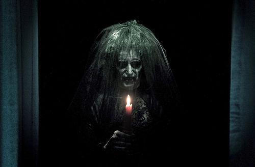 Insidious contains plenty of scalp-crawly moments.