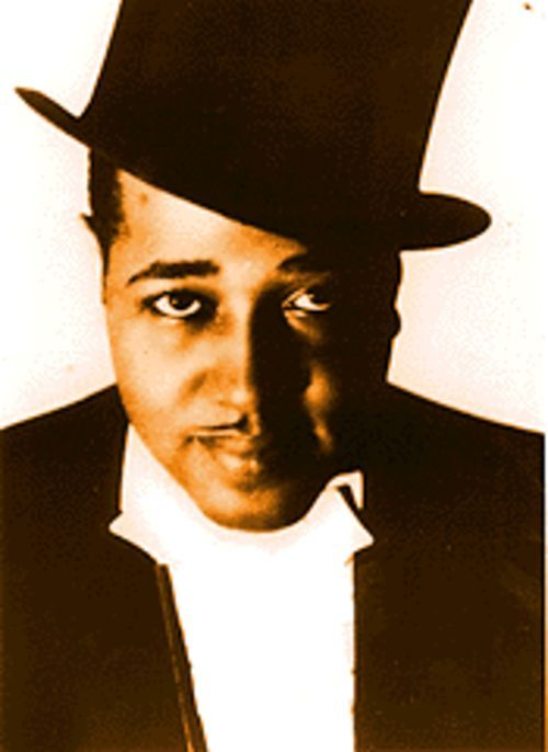 A decked-out Duke Ellington
