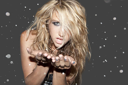Don't touch Ke$ha's junk, junk.