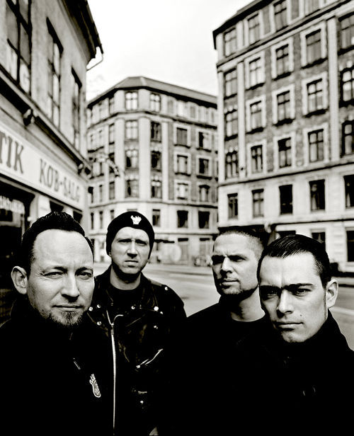 Punk + roots + alt-rock = a Volbeat song.