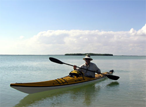 Lou Greenwell may have led his last tour of the once-transparent waters off Key Largo