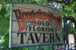 Bougainvillea\'s Old Florida Tavern