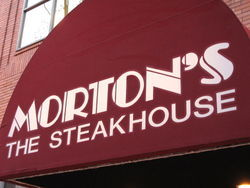 Morton\'s of Chicago