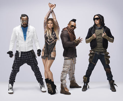 Don't worry, the Black Eyed Peas are only taking a breather.