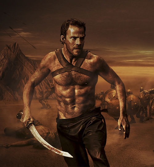 Stephen Dorff in Immortals.