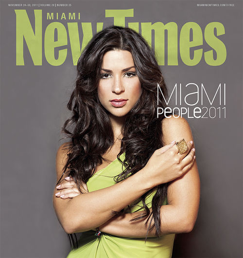 TV personality Orietta de Luque. View our Miami People 2011 slide show.