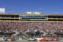 Championship Cup Series Motorcycle Racing at Homestead-Miami Speedway