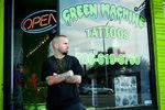 Green Machine Tattoos