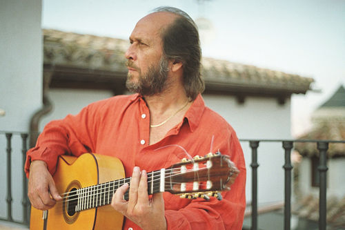 The unbelievable Paco de Lucía.
