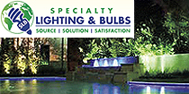 20% Off at Specialty Lighting!