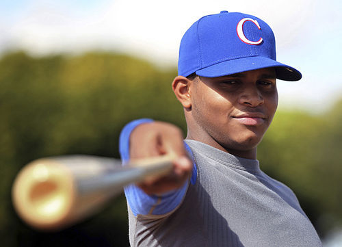 Eighteen-year-old Cubs prospect Yasiel Balaguer is the target of a potentially explosive lawsuit.