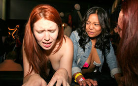Thumbnail for Exxxotica 2012 at Miami Beach Convention Center (NSFW)