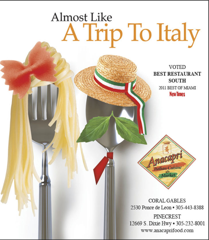 Anacapri Italian Market & Cuisine