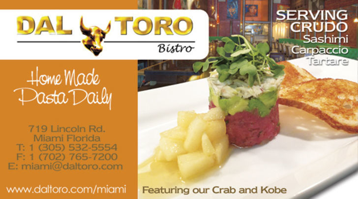 Dal Toro Bistro