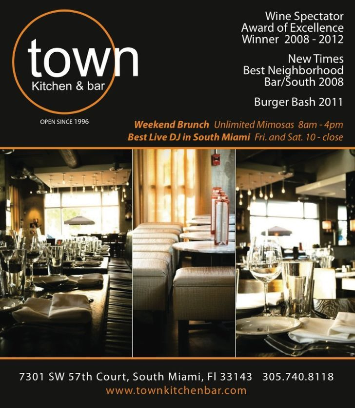 Town Kitchen & Bar