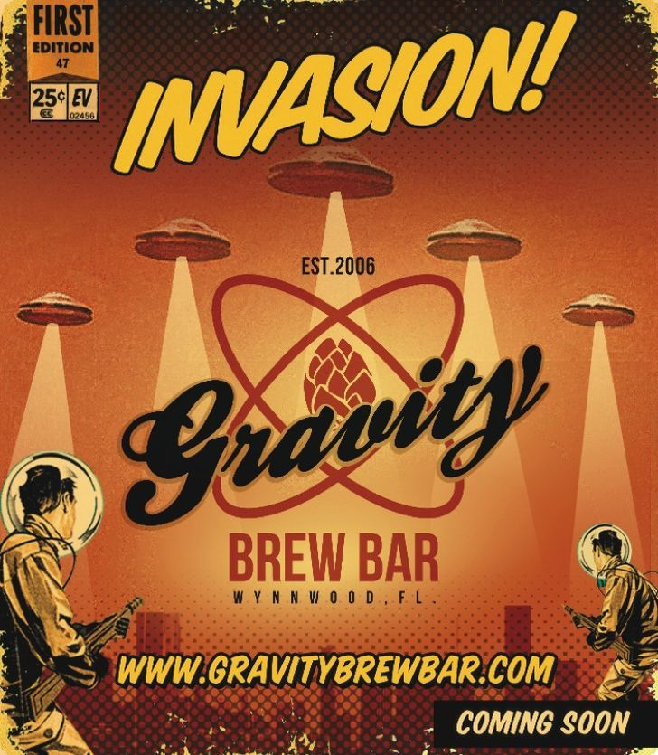 Gravity Brew Bar