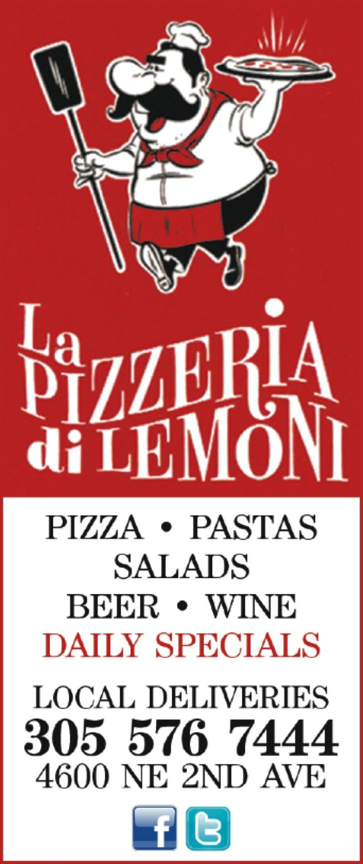 La Pizzeria di Lemoni