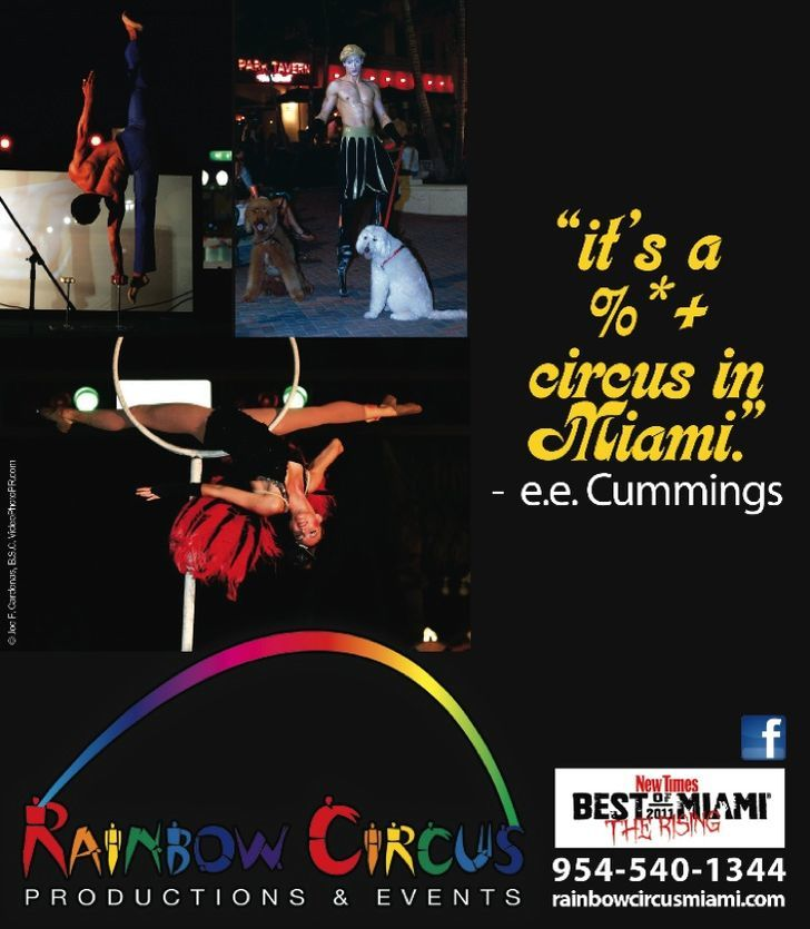 Rainbow Circus Arts