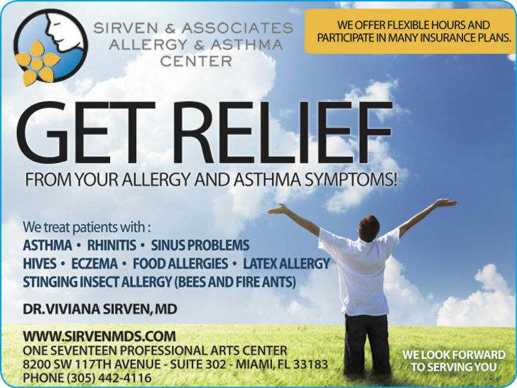 Sirven & Assoc Allergy & Asthma Center