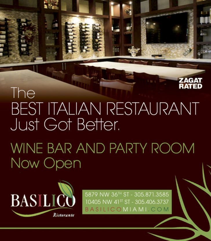 Basilico Ristorante 