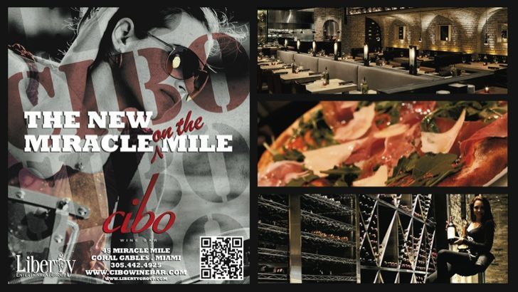 Cibo Wine Bar