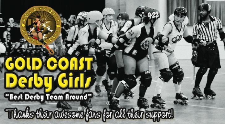 Gold Coast Derby Grrls