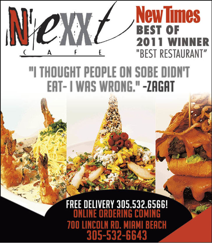 Nexxt Cafe