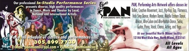 Pan Performing Arts Network
