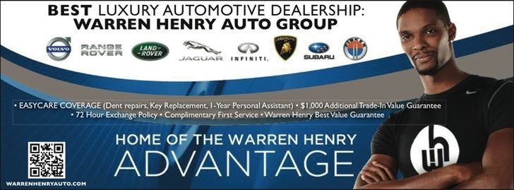 Warren Henry Auto Group