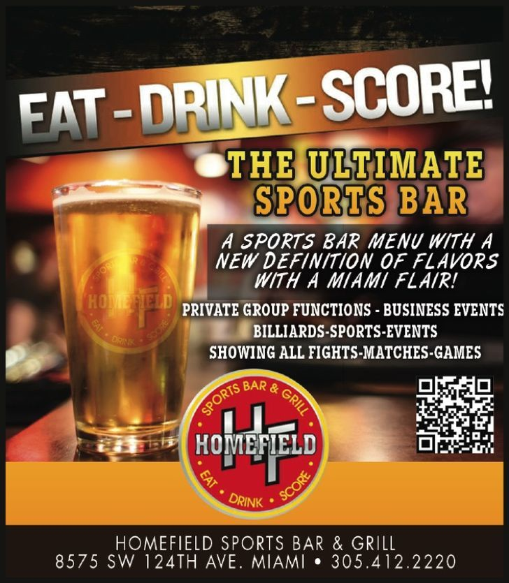 Homefield Sports Bar & Grill