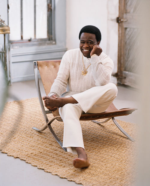 Al Green: Smooth since '72.