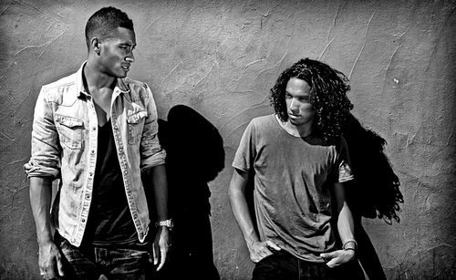 Sunnery James and Ryan Marciano.