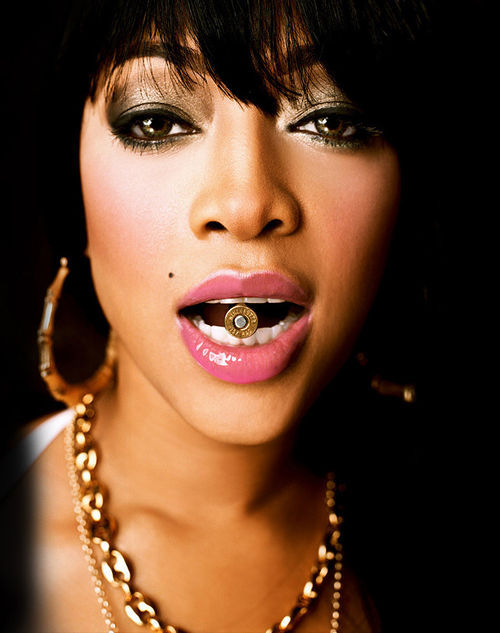 Trina: A bad, bossin' chick.