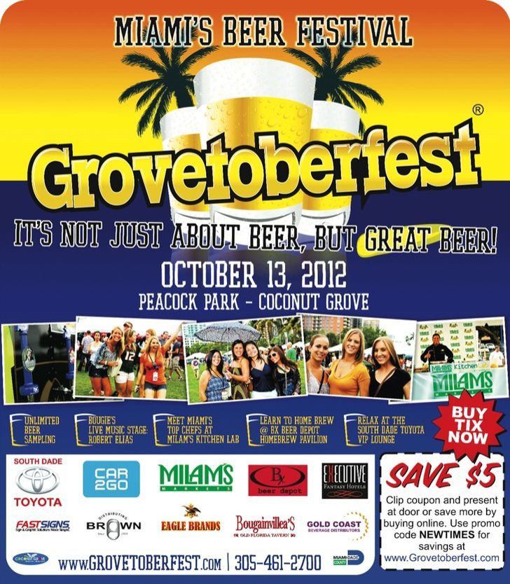 Grovetoberfest